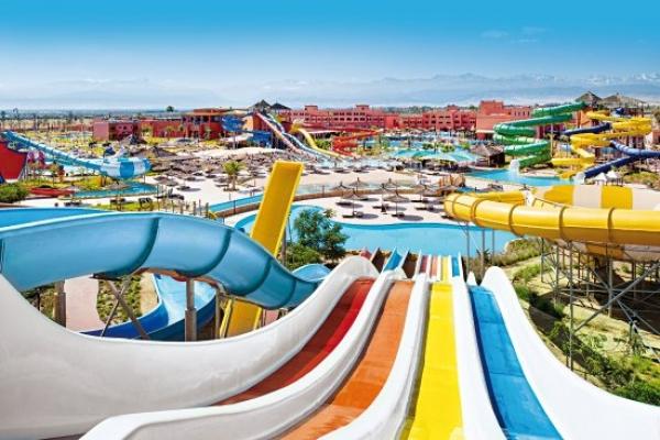 Splash World Venus Beach 4* Hammamet