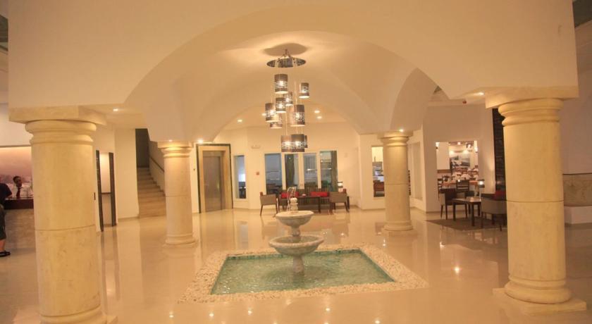 H tel menara hammamet 4 toiles for Hotels 4 etoiles