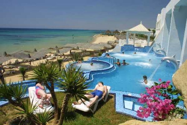 Royal Azur Thalasso Golf Hammamet 5*